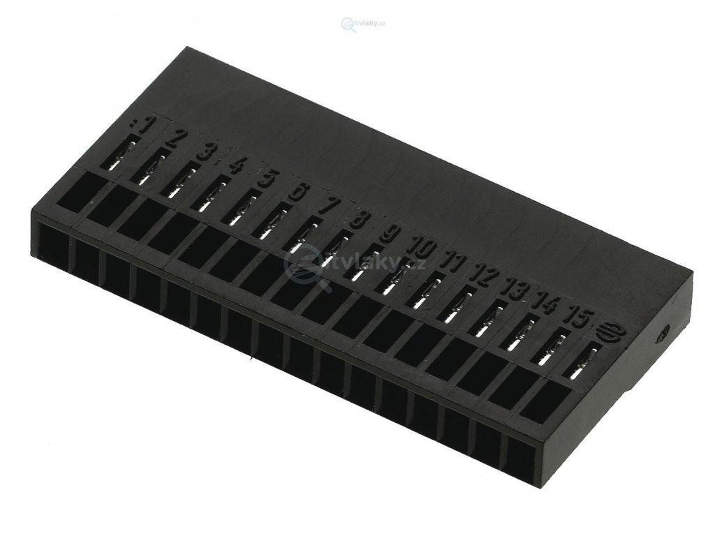 16-pinový konektor / Roco 10616