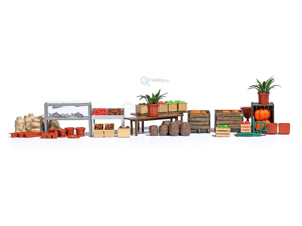 236266 h0 vybaveni farmy a obchodu busch 1075
