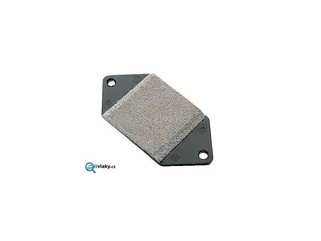 ND TT  - náhradní brusná guma pro čisticí vůz 37559 / ROCO 109174