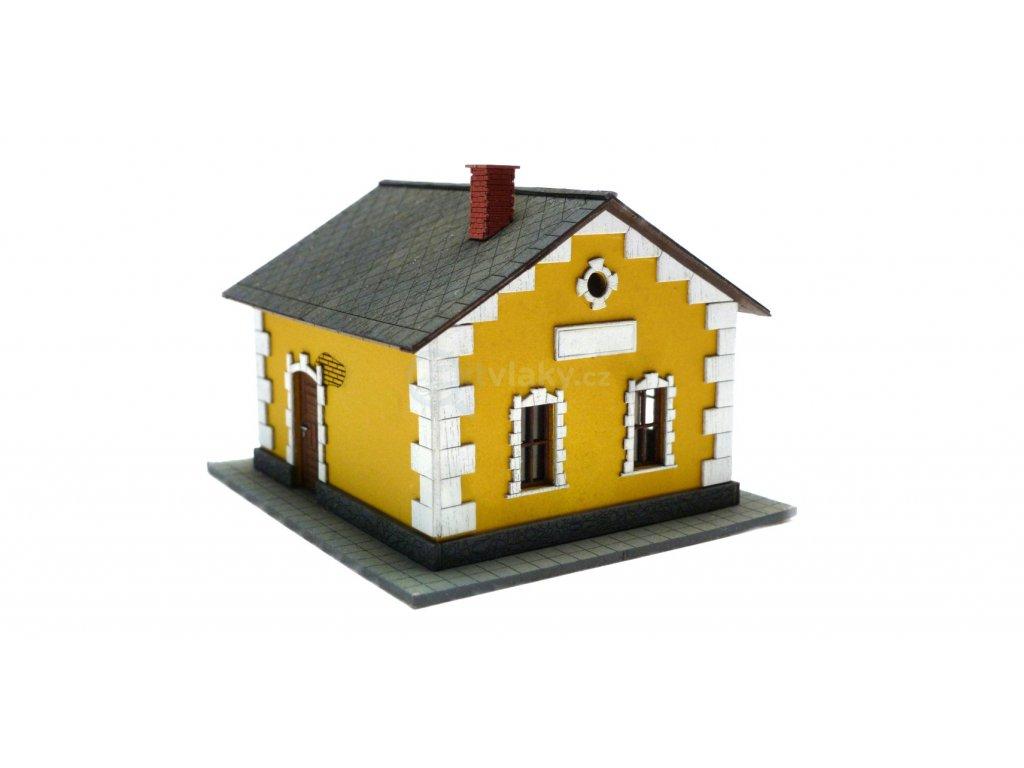 N - Strážní domek stavebnice / IGRA MODEL 112001