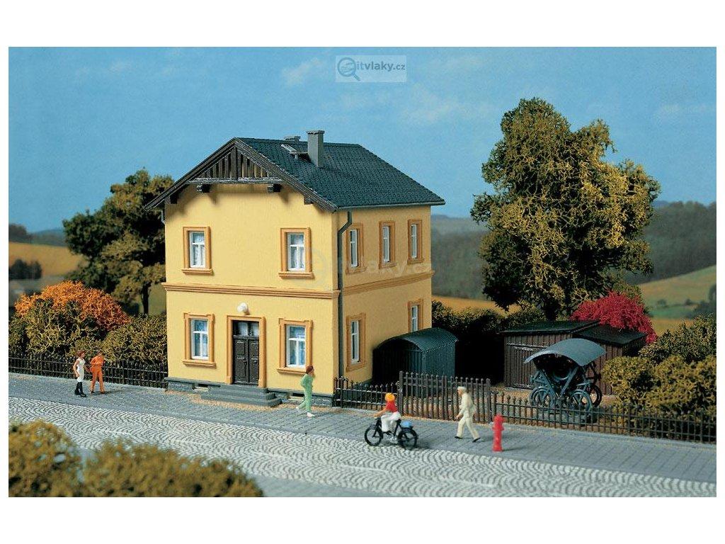 H0 - Traťmistrovský domek / Auhagen 11349