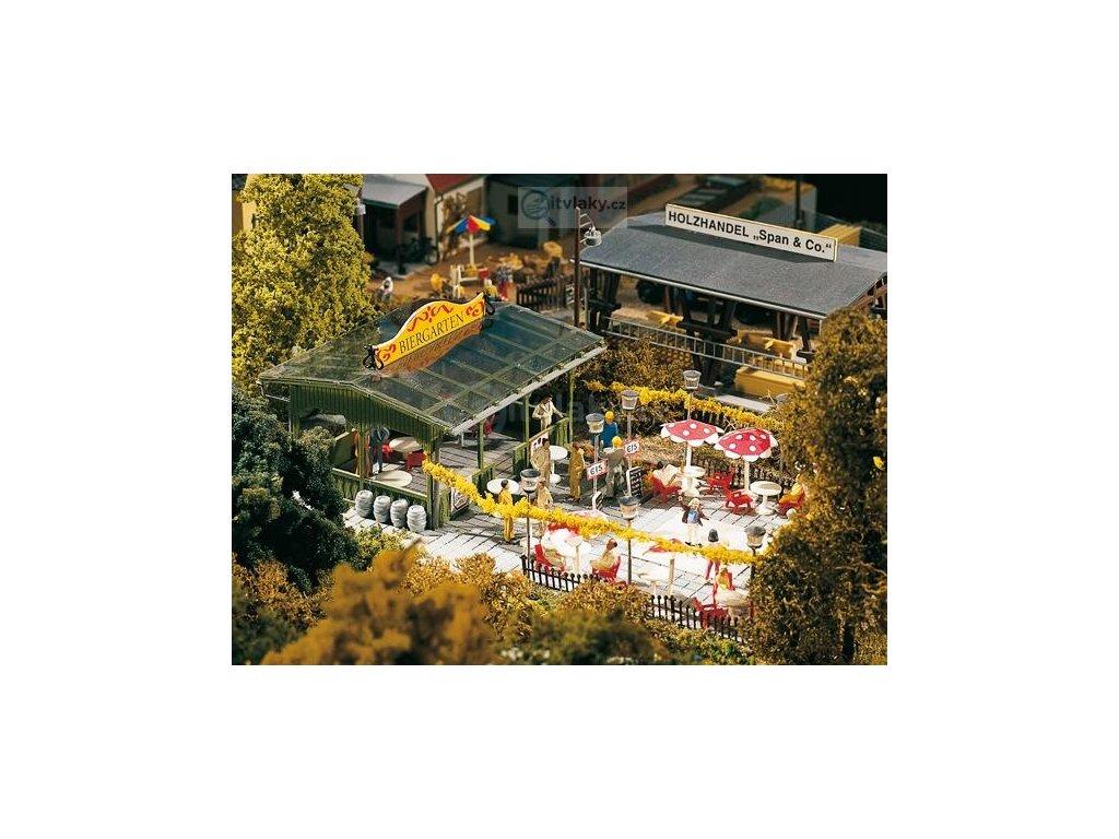 H0 - Zahradní restaurace / Auhagen 11366
