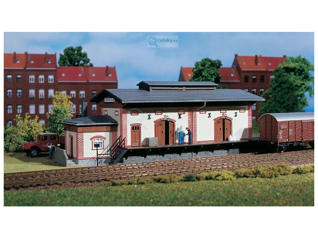 H0 - Skladiště / Auhagen 11399
