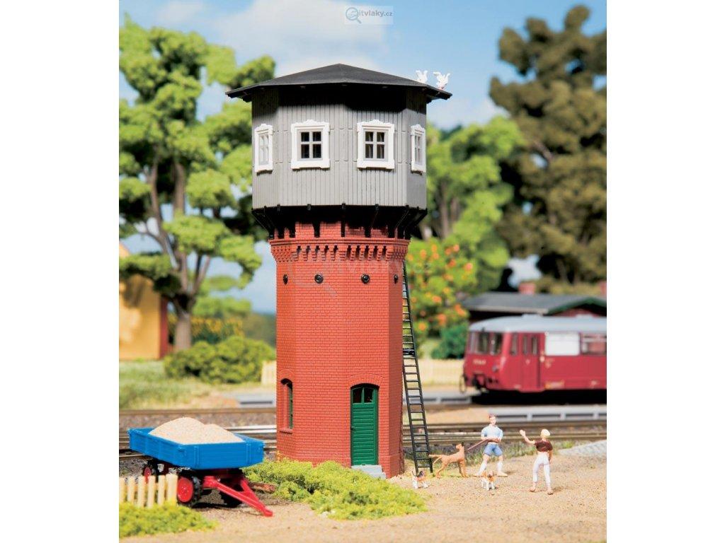 H0 - Vodárenská vež / Auhagen 11412