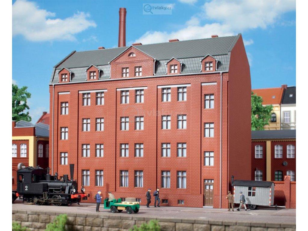 H0 - Správní budova / Auhagen 11424