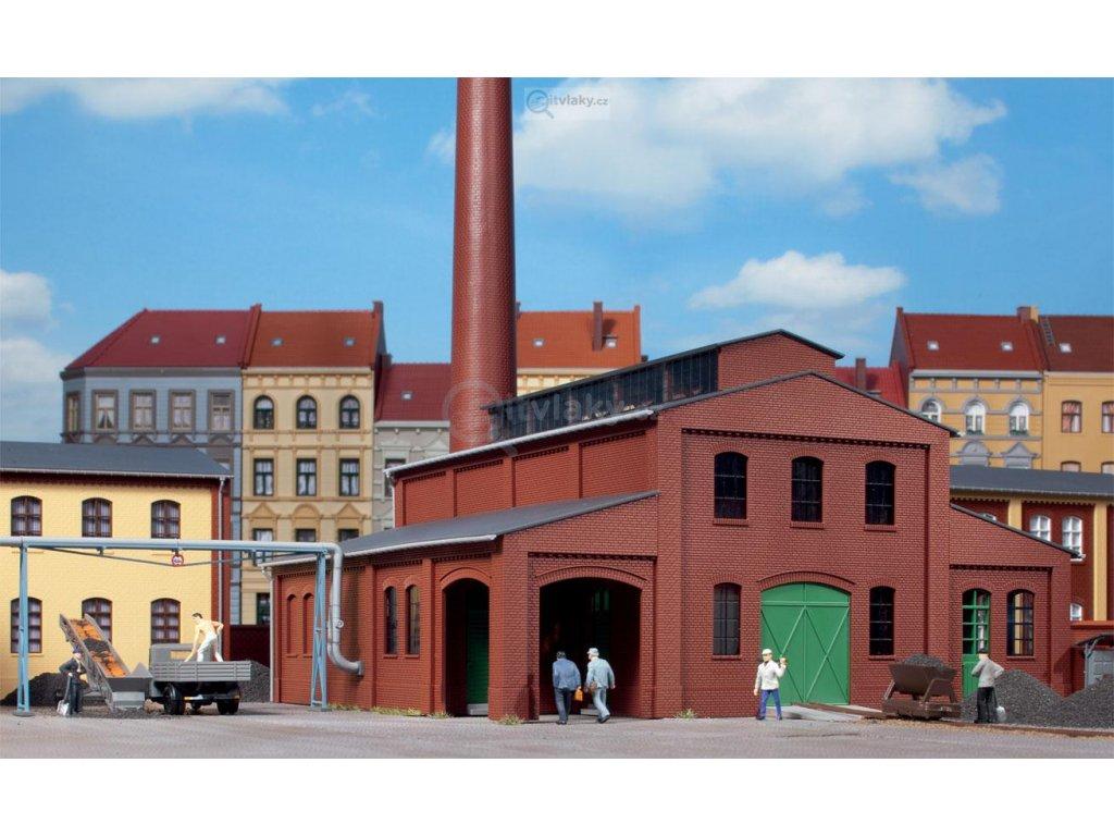 H0 -Tovární  budova / Auhagen 11431