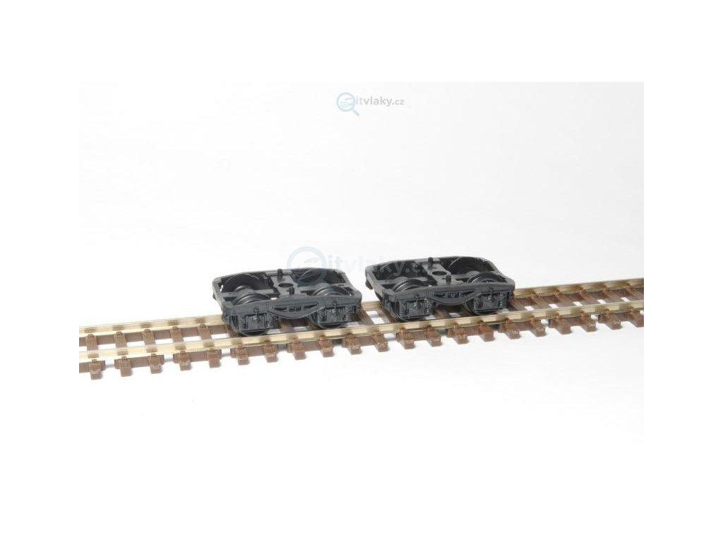 TT - Stavebnice 2 x podvozek Y25, 2ks / SDV Model 12041