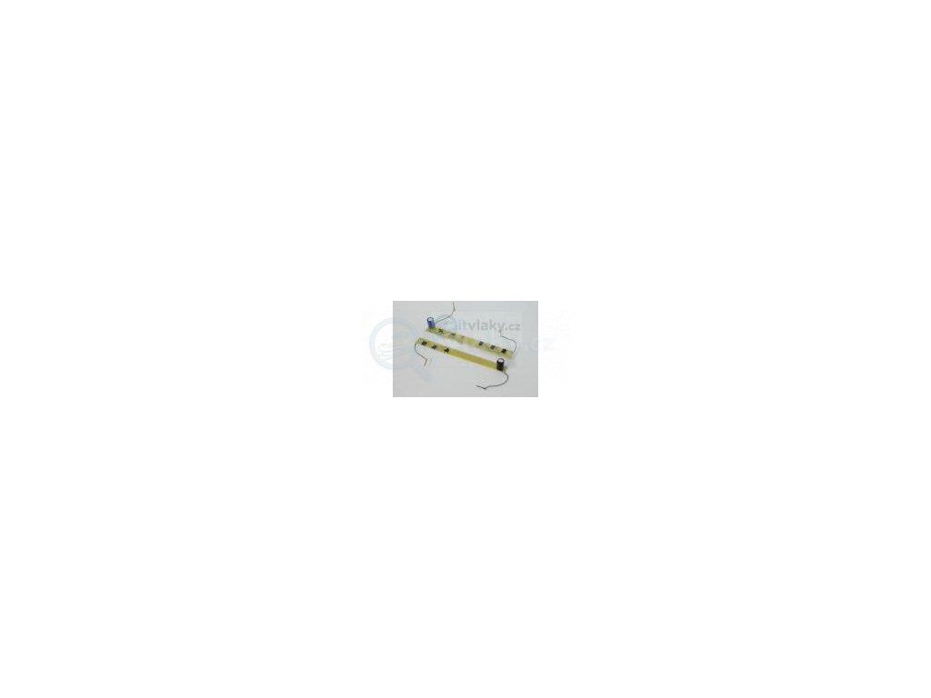 TT - analog. osvětlení pro vůz Rybák, verze 7 oken / SDV Model 12067