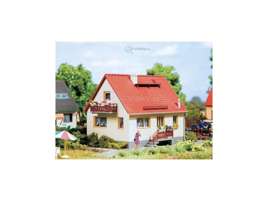 H0/TT - Dům Ingrid / Auhagen 12232