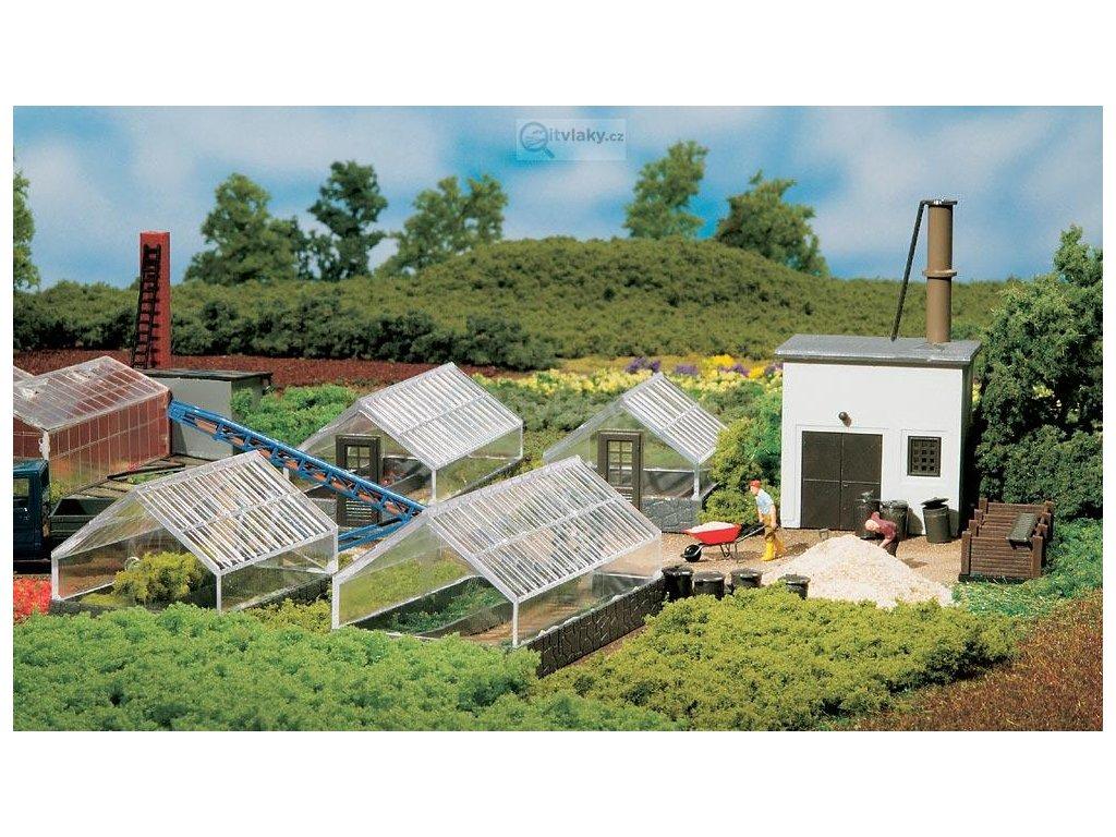 H0/TT - Zahradnictví / Auhagen 12351