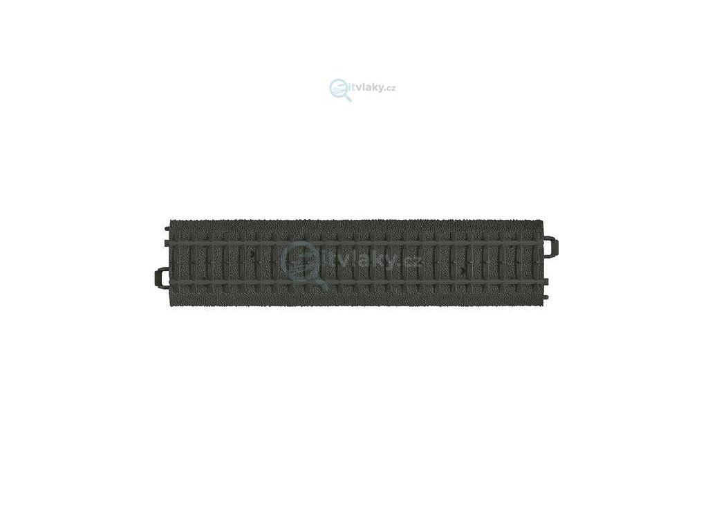 H0 - 6 ks plastové rovné koleje 172 mm / MARKLIN 23172