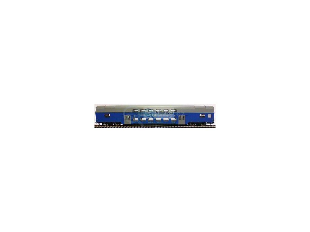 H0 - Patrový vůz řady Bap ČSD číslo 50 54 26-18 135-8/ Bramos 2500 06