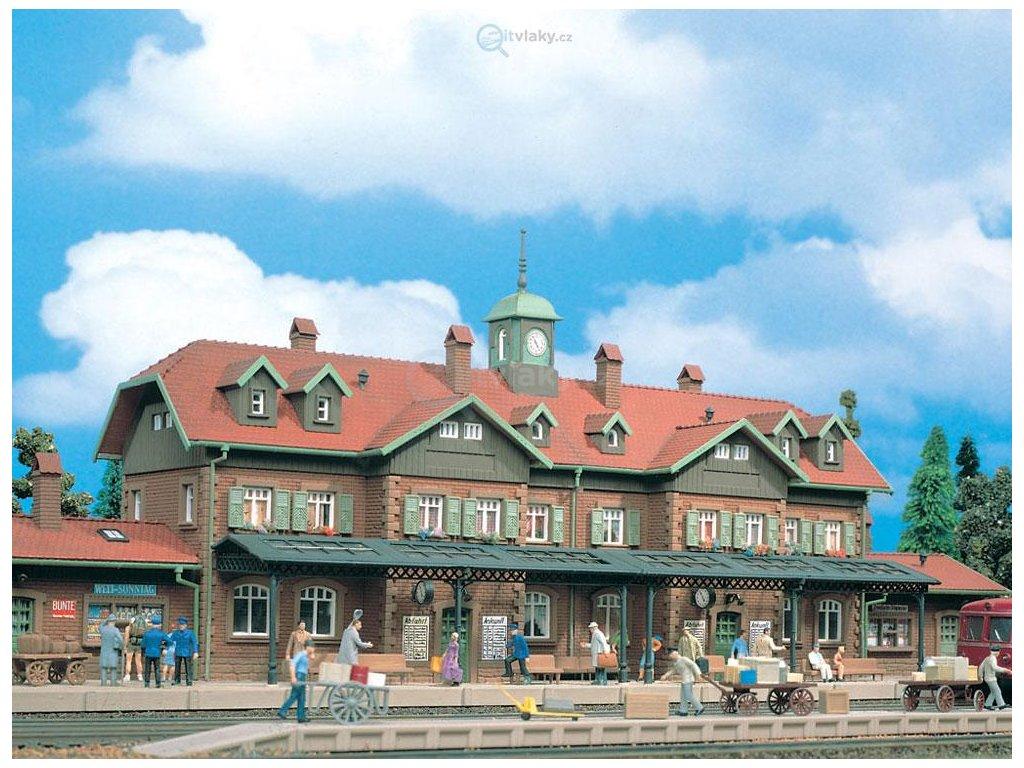 """H0 - Nádraží """"Moritzburg""""/ Vollmer 43502"""