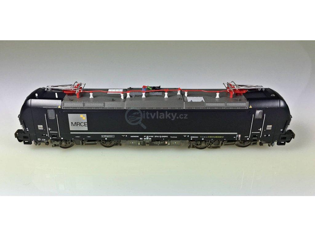 TT - Elektrická lokomotiva 193 Vectron ''MRCE'' / PIKO 47381