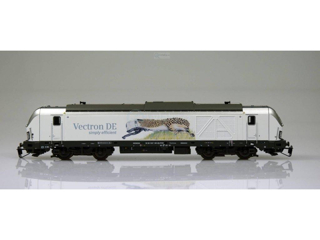 SLEVA! TT - dieselová lokomotiva 247 Vectron / PIKO 47395