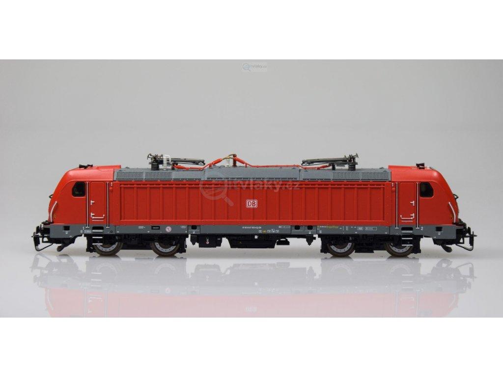 TT - Elektrická lokomotiva BR 147, DB AG / PIKO 47452