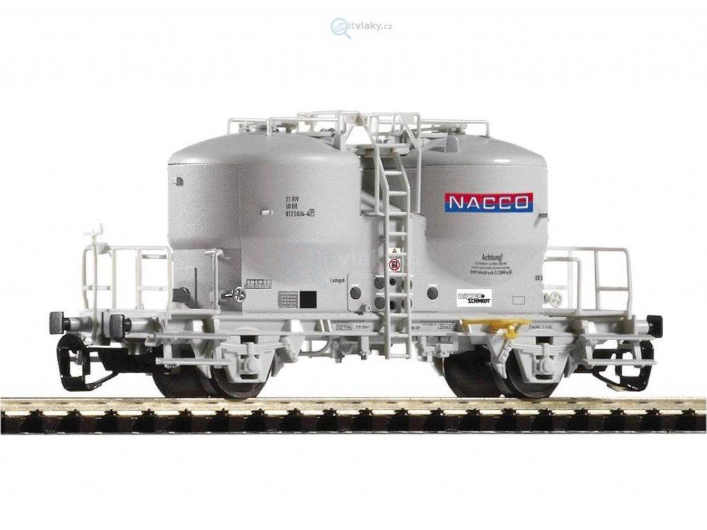 """SLEVA! TT - Vůz pro přepravu cementu řady Ucs-v """"Nacco"""" / PIKO 47752"""