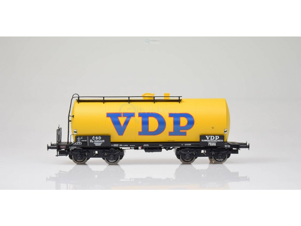 ARCHIV H0 -  kotlový vůz Ra VDP ČSD / Brawa 48928
