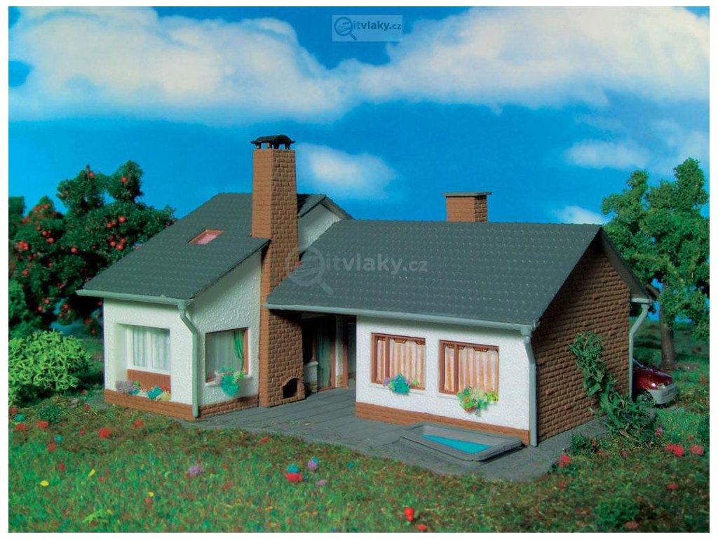 TT - Venkovský dům - malý / Vollmer 49368