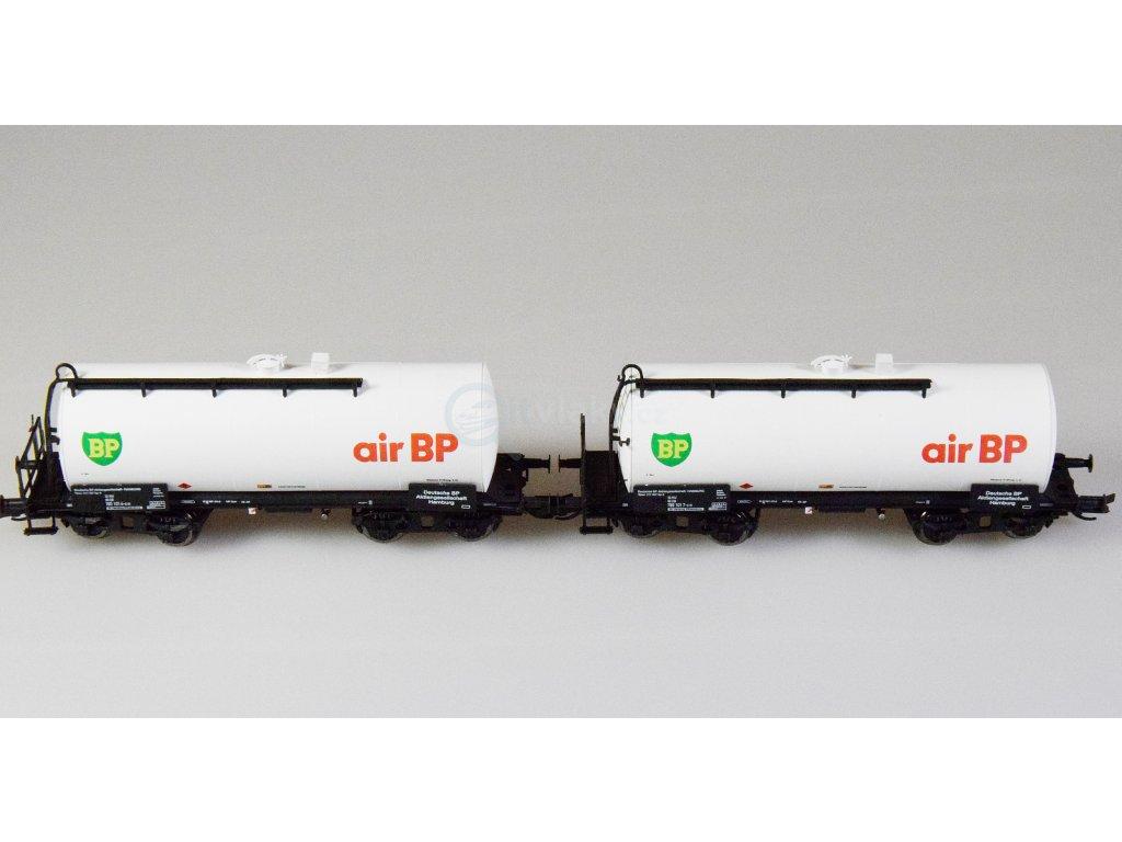 ARCHIV TT - set dvou kotlových vozů Uerdinger, bílá, BP,Ep. IV/ KUEHN 51518
