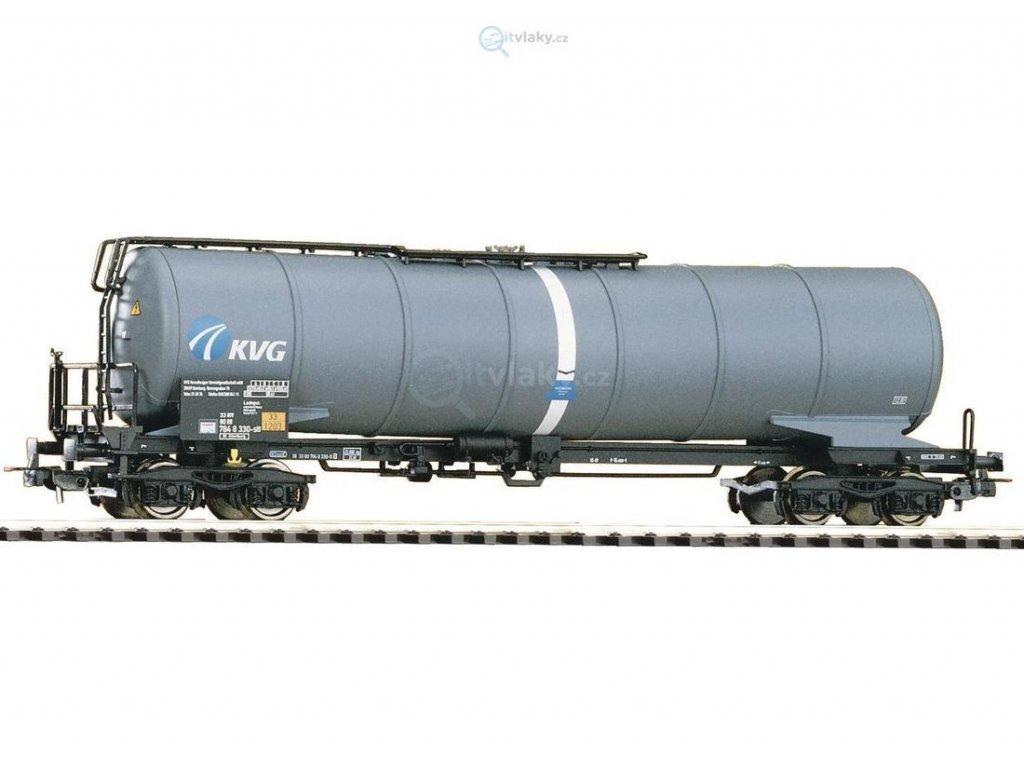 H0 - cisterna se zkoseným kotlem KVG - DB/ PIKO 54194