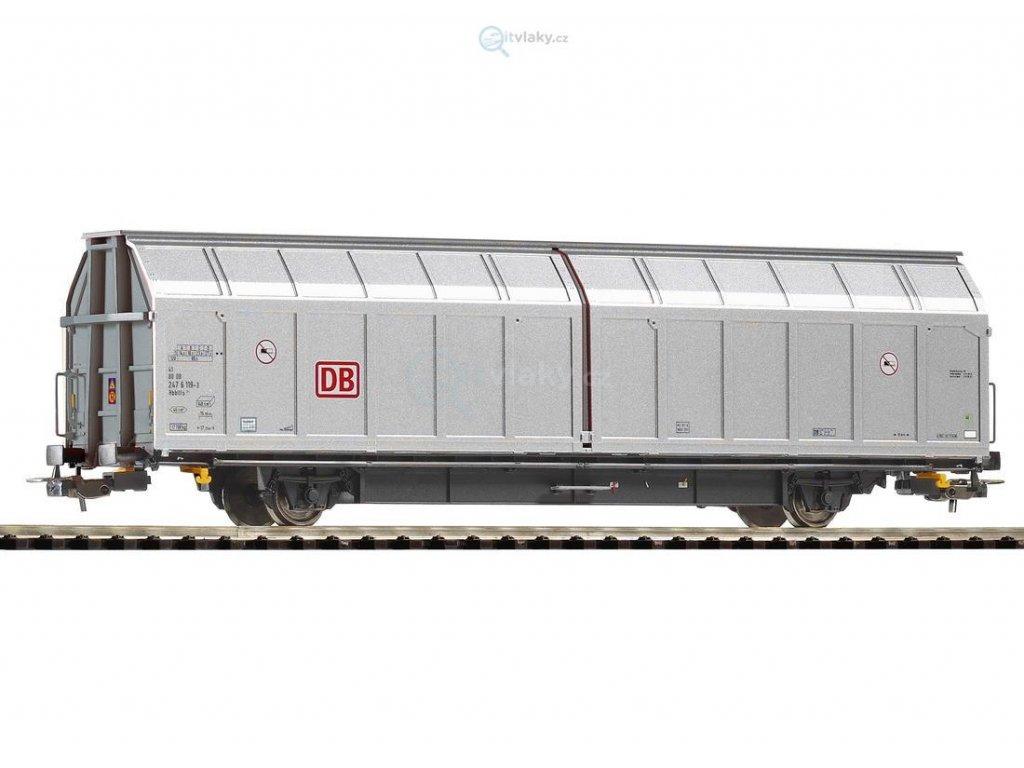 H0 - Velkoprostorový vůz s posuvnou stěnou Hbbills311, DB AG / PIKO 54501