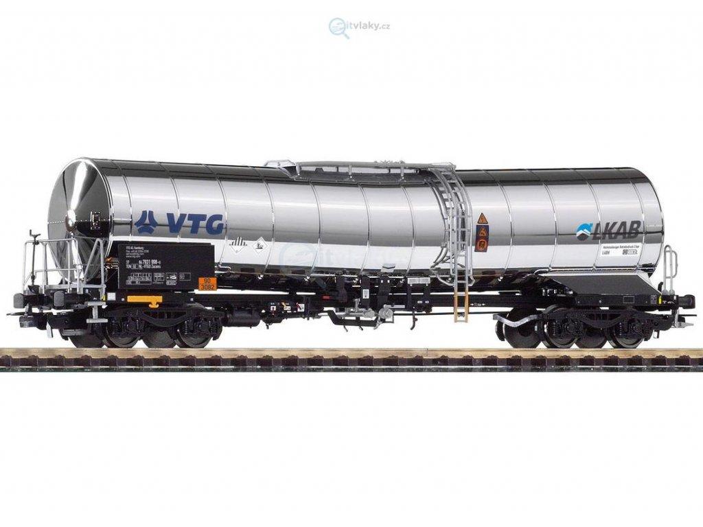 H0 - Cisternový vůz LKAB na přepravu chemikálií / PIKO 54768