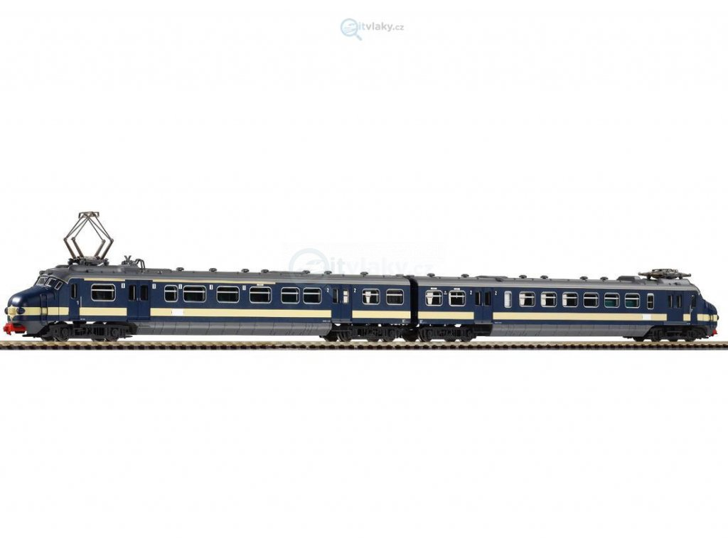 "H0 - Elektrická jednotka""Hondekop""BENELUX NS 1202, NS / PIKO 57571"