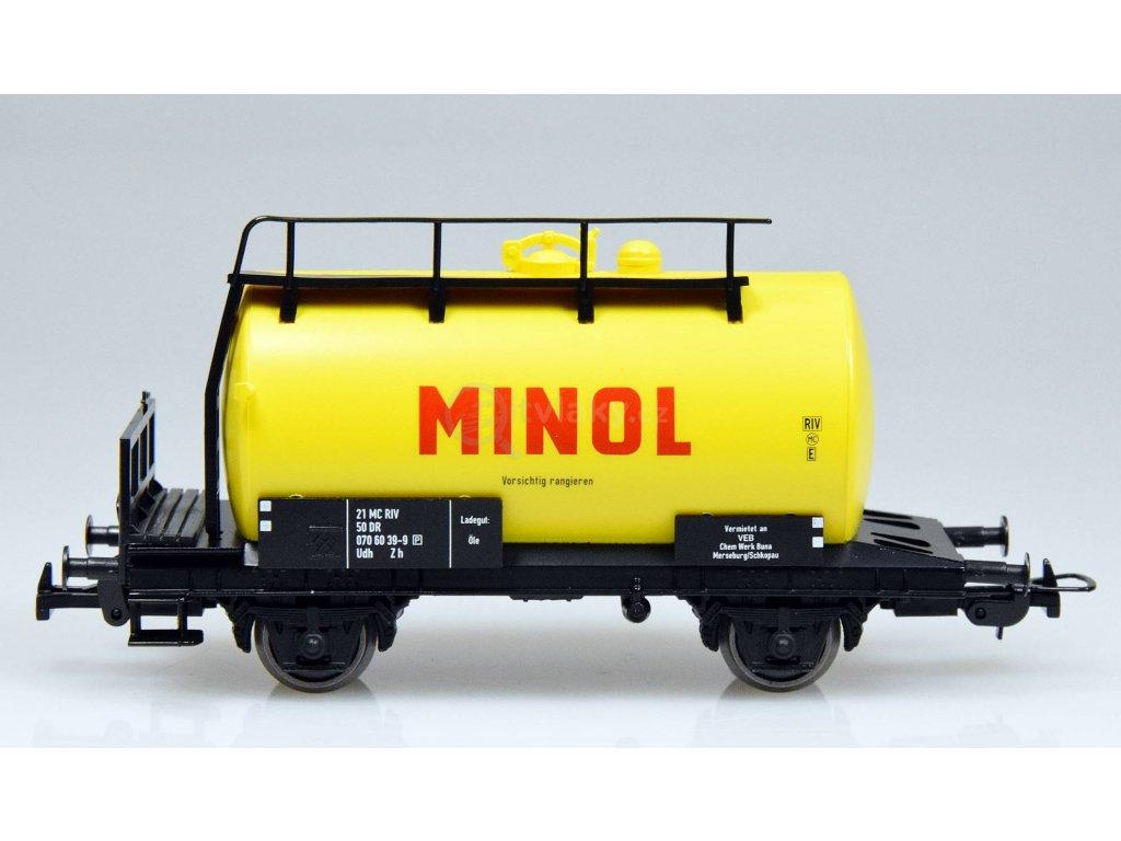 H0 - Cisternový vůz MINOL / PIKO 57713
