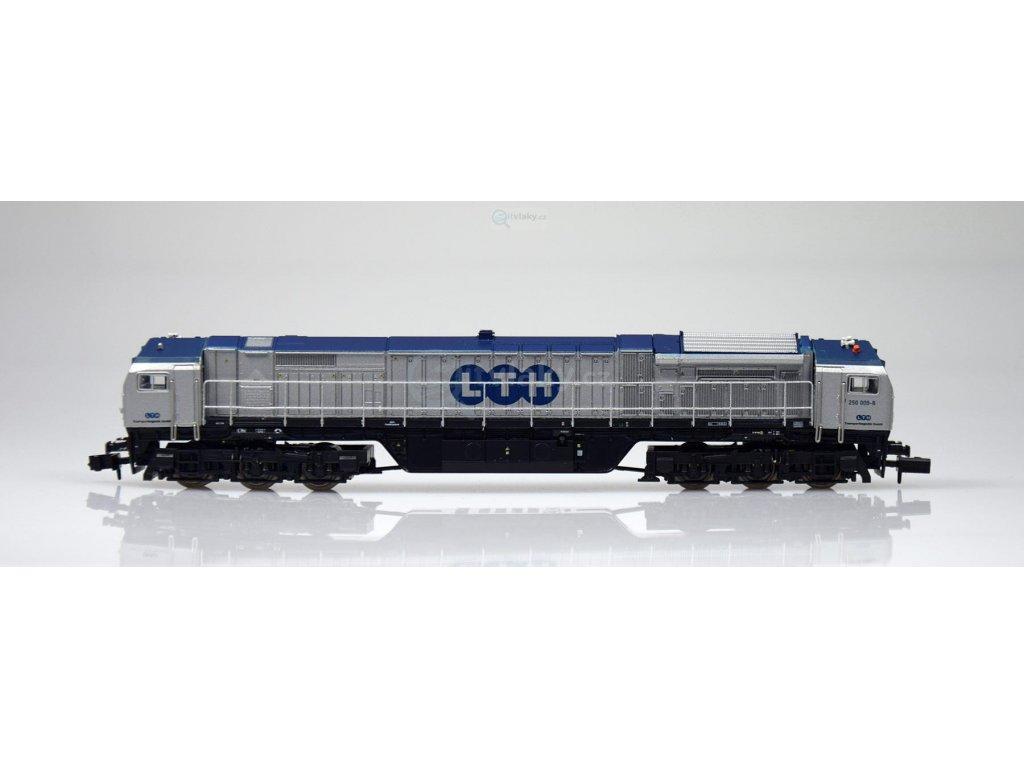 SLEVA! N - Dieselová lokomotiva Blue Tiger, LTH / Mehano 58859