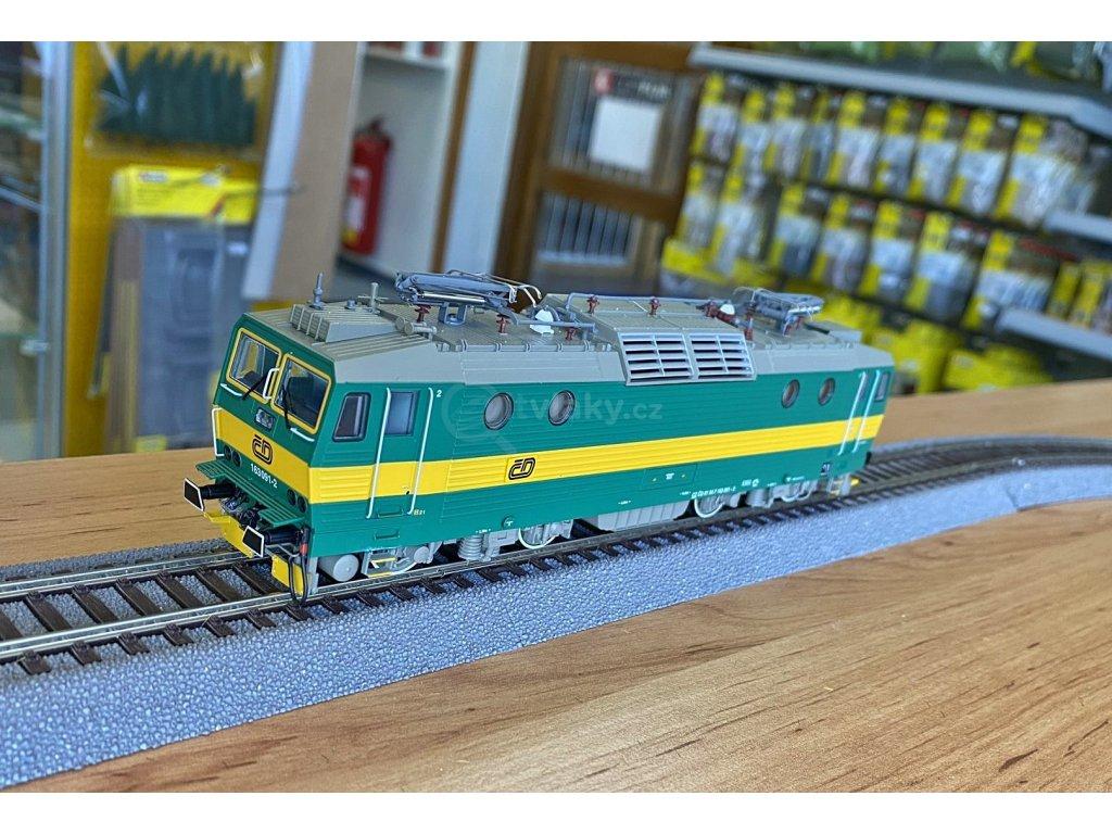 H0 - elektrická lokomotiva 163 ČD / A.C.M.E. 60311