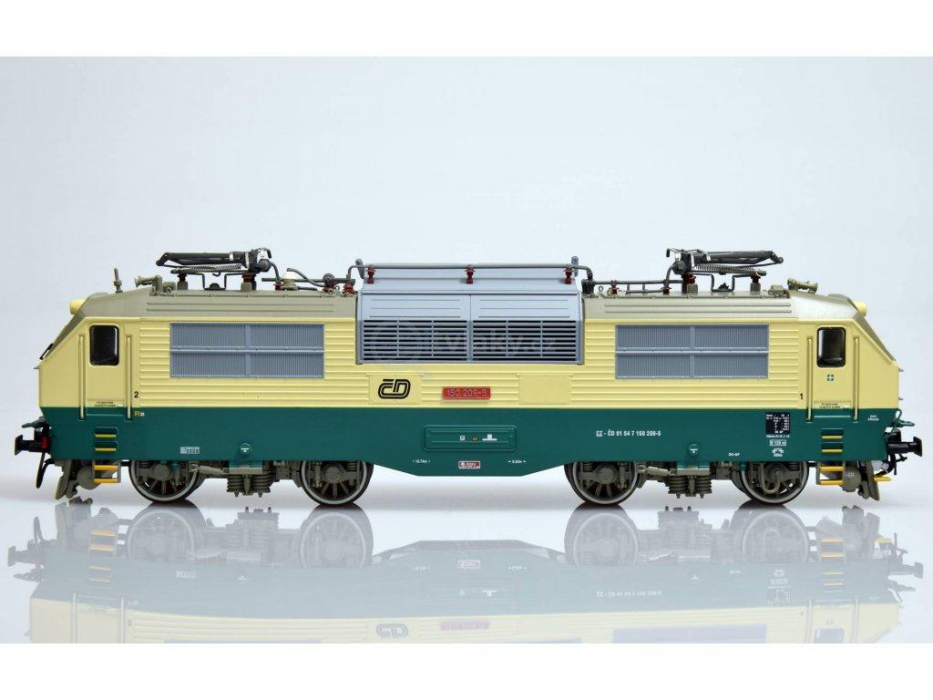 ARCHIV H0 - elektrická lokomotiva 150 209-5  ČD / A.C.M.E. 60336