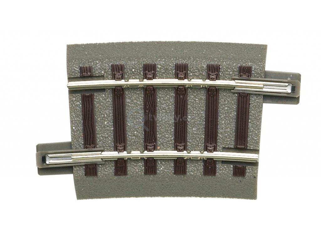 H0 - Oblouková kolej geoLine R2 / R358 mm / 7,5° / 61129 ROCO