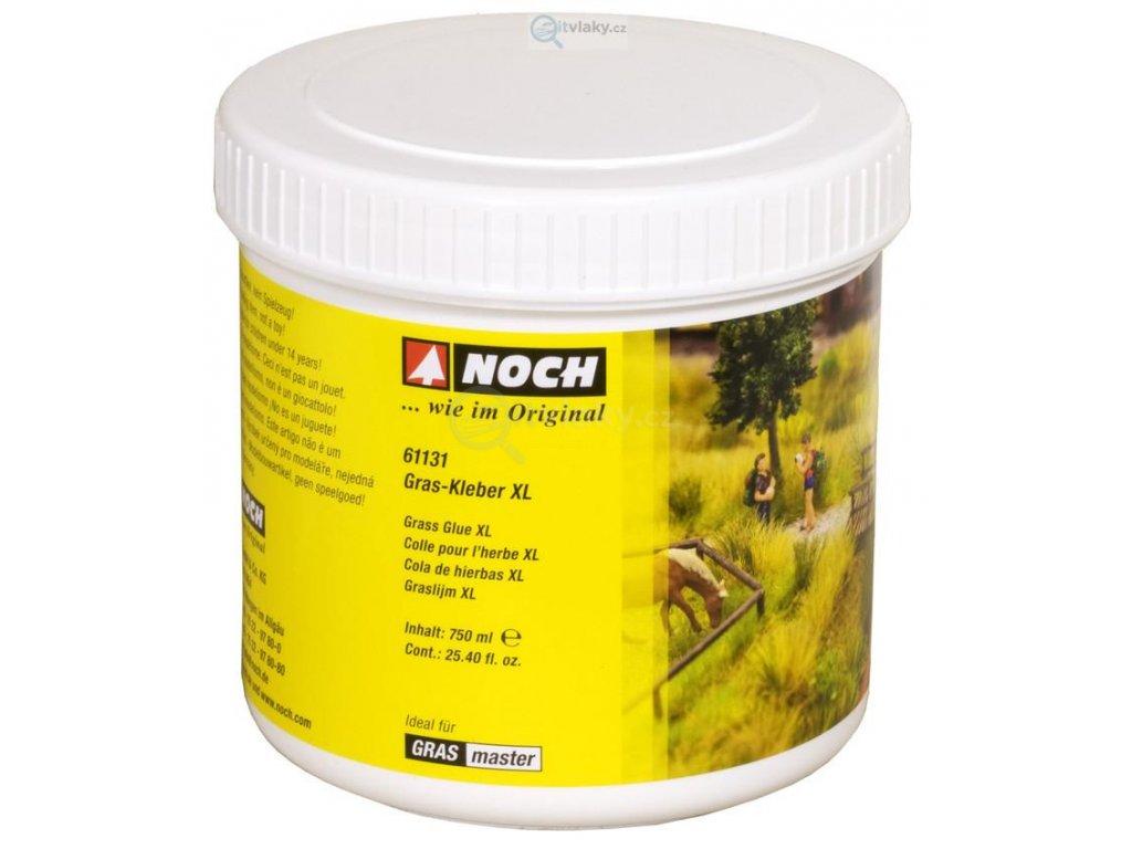 Velké lepidlo na posypovou trávu XL 750 g / NOCH 61131
