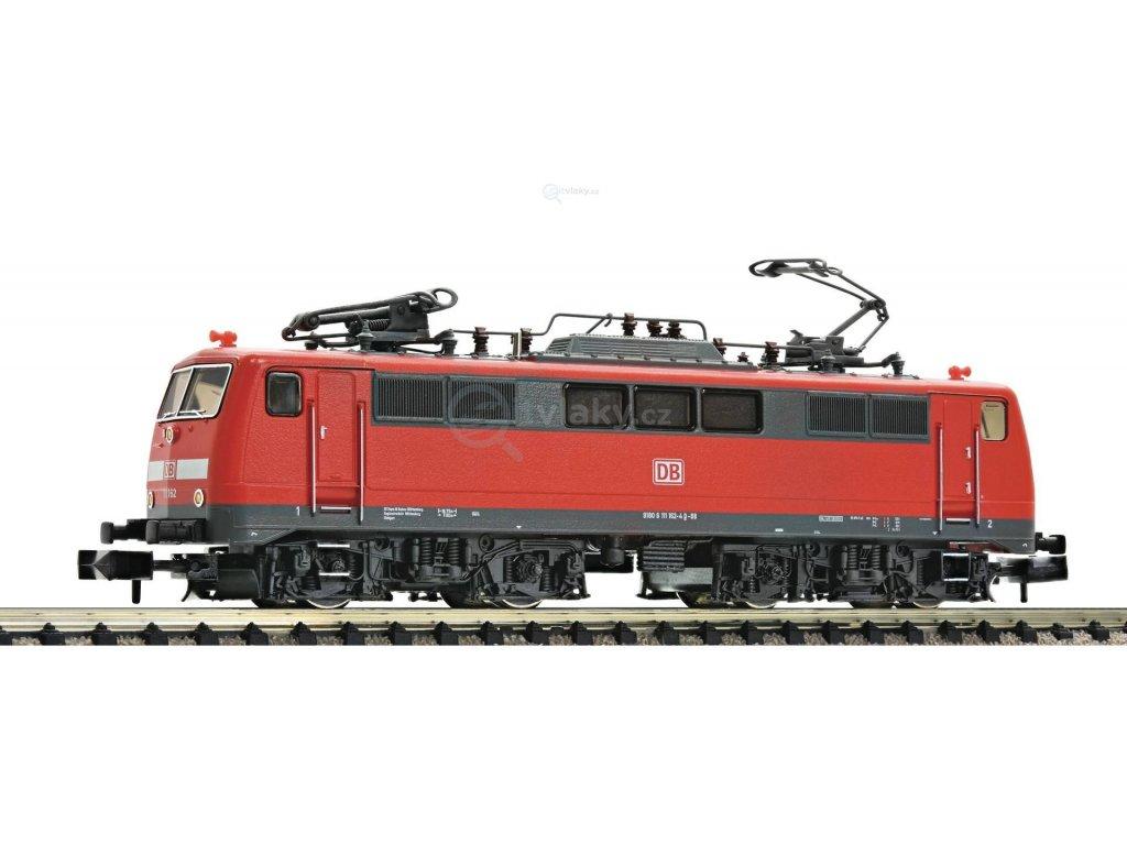 AKCE! N - el. lokomotiva BR 111, DB AG / FLEISCHMANN 734603