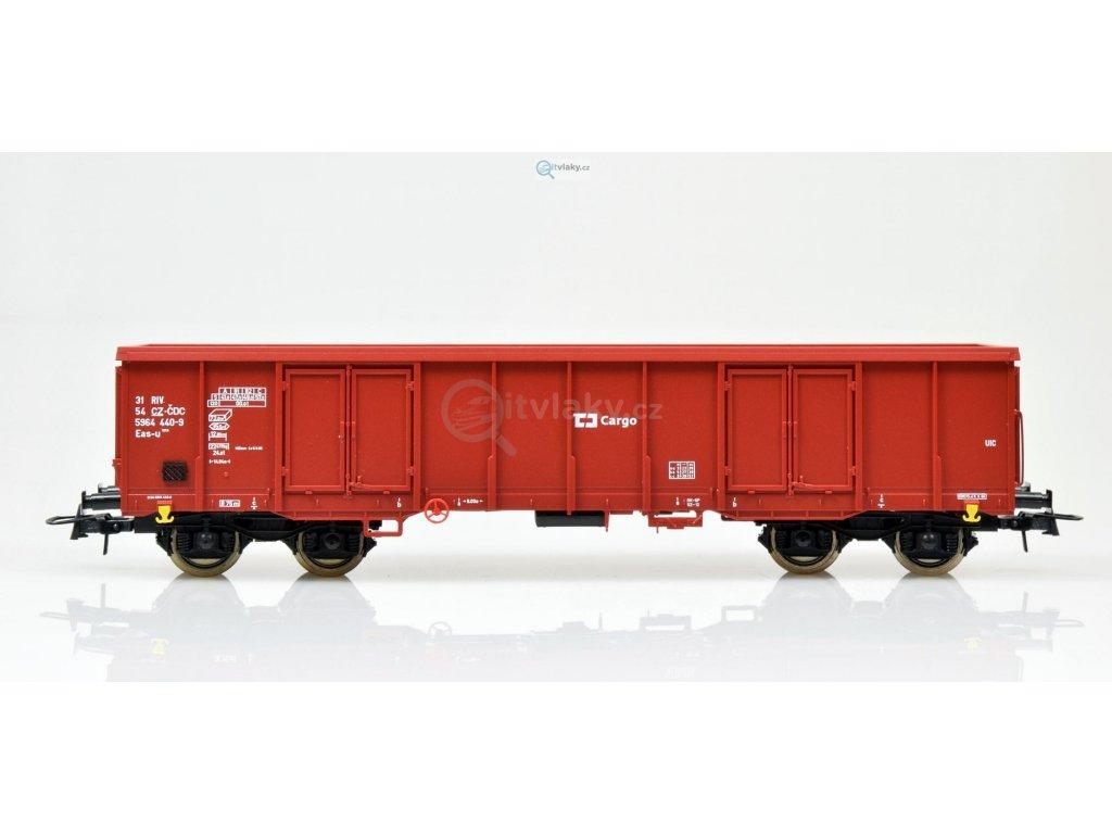 H0 - otevřený vůz Eas, ČD Cargo / ROCO 76899