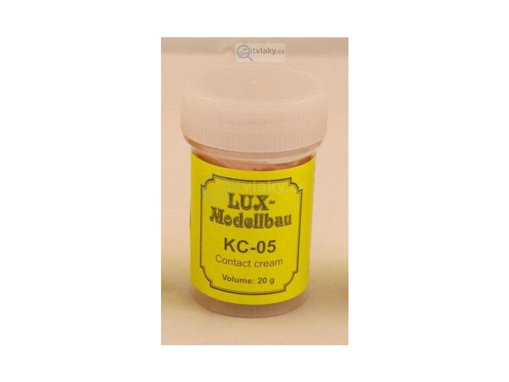 KC-05 kontaktní krém, dóza 20g / LUX-Modellbau 8886