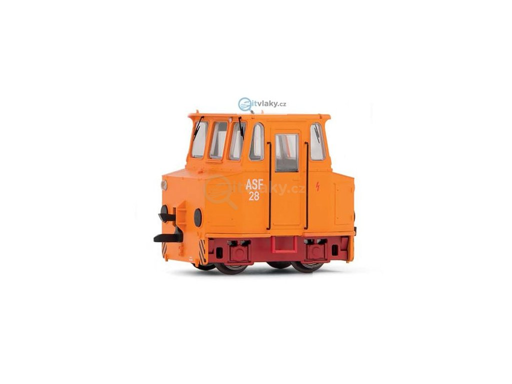 AKCE! TT - Akumulátorová posunovací lokomotiva EL 16, ASF,  DR Arnold HN9038