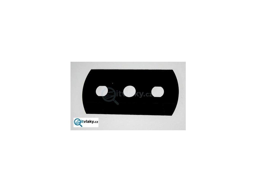 žiletková pilka - pouze planžeta / JLC P001
