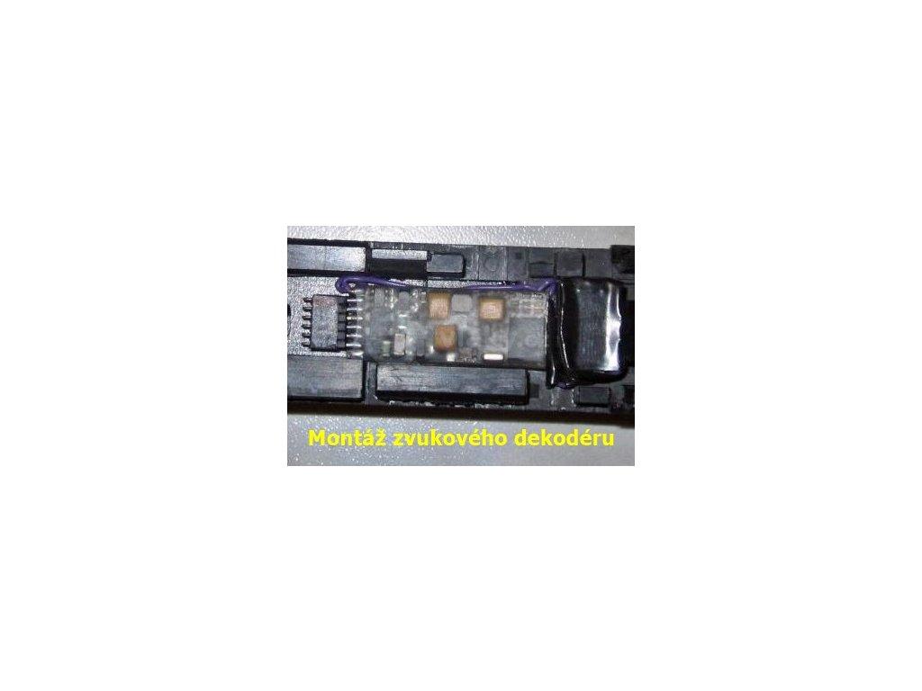 390568 montaz zvukoveho dekoderu verze d 495kc