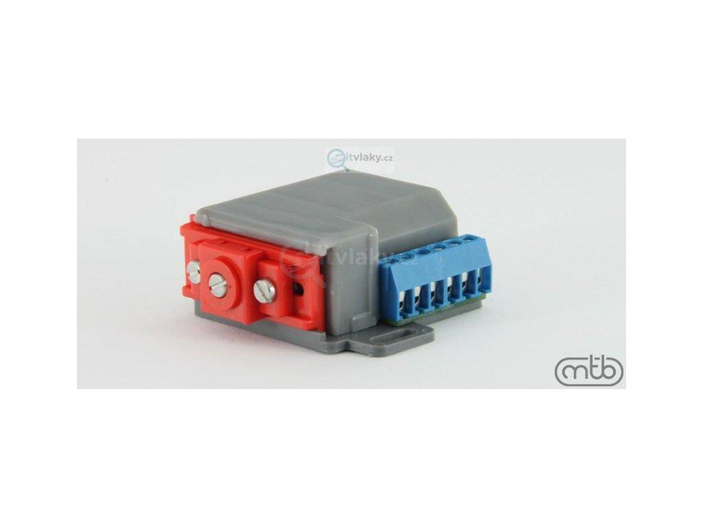 Motorický přestavník MP1 pro výhybky / MTB od 5ks