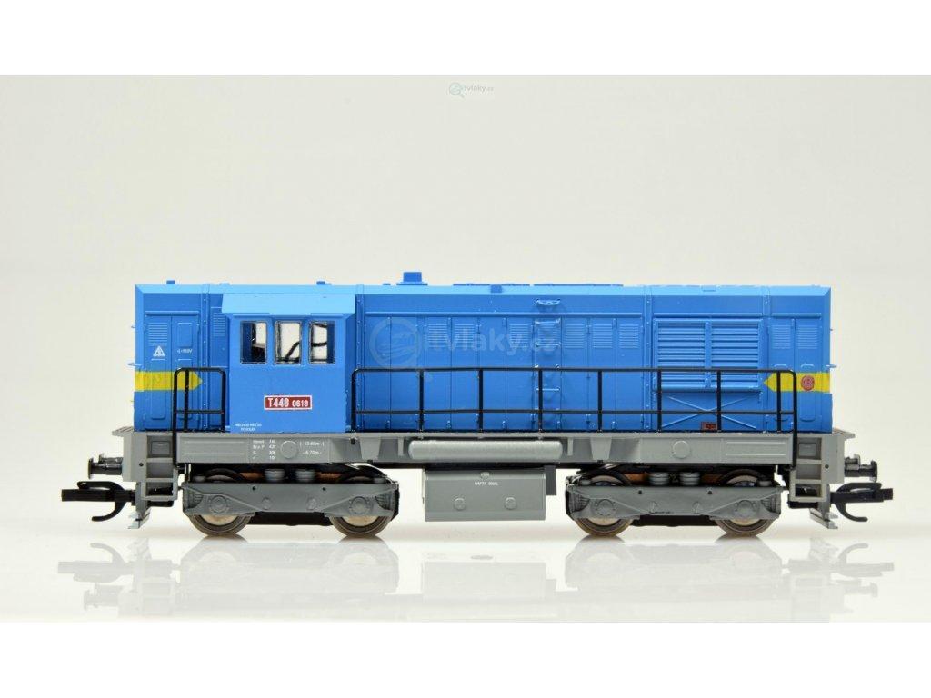 ARCHIV  TT - lokomotiva řady T448 0618, ČSD / MTB T448.0618