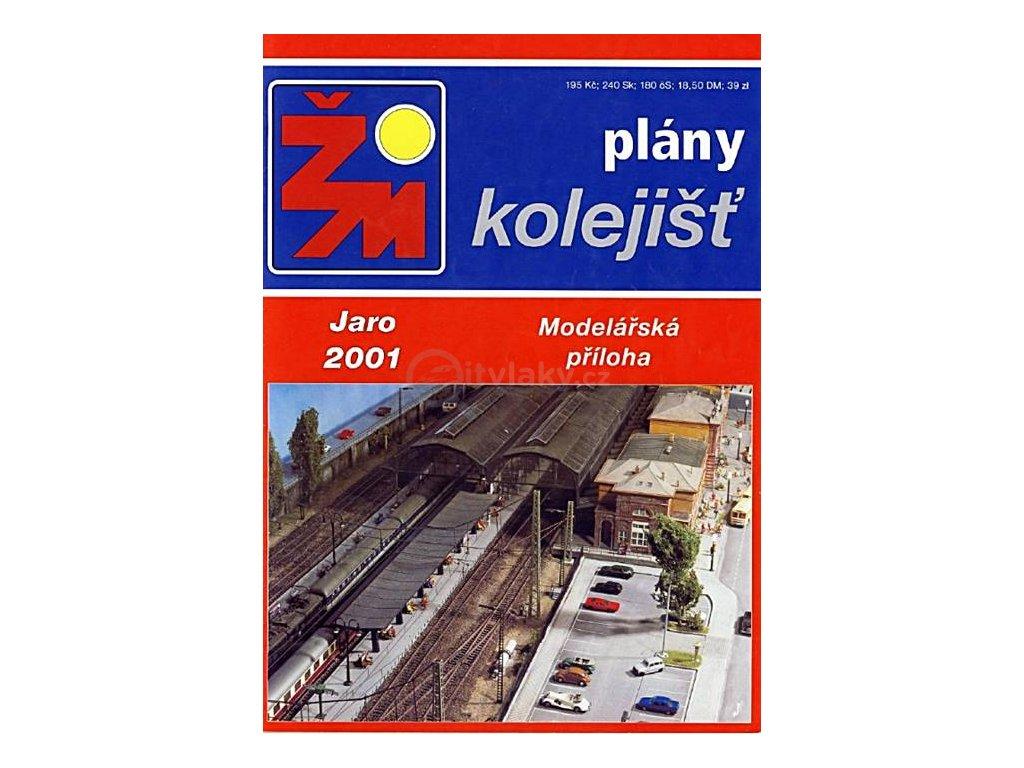 Plány kolejišť - barevná modelářská příručka v češtině!
