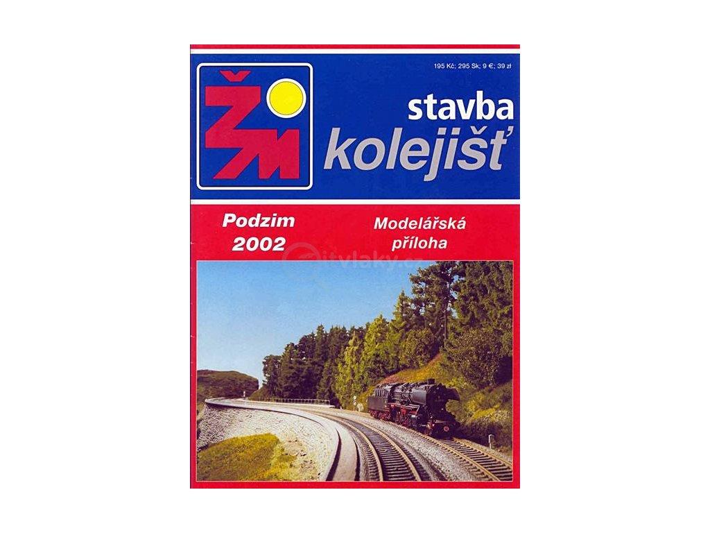 Stavba kolejišť - barevná modelářská příručka v češtině!