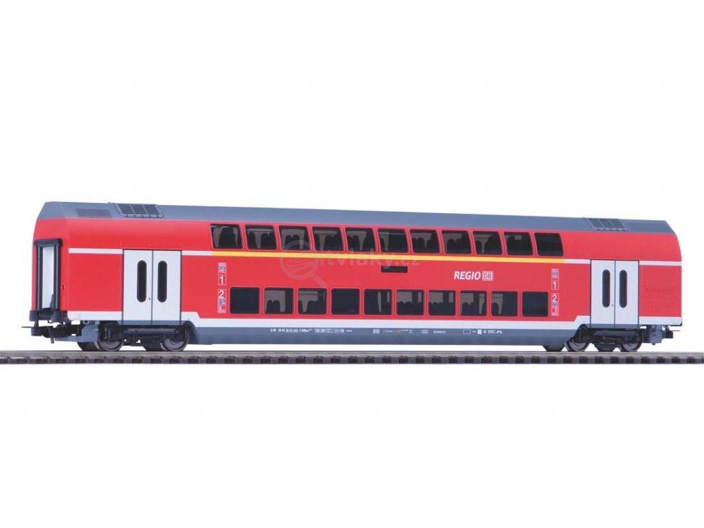 H0 - Patrový osobní vůz 1. / 2.třídy, DB Regio / PIKO 58804