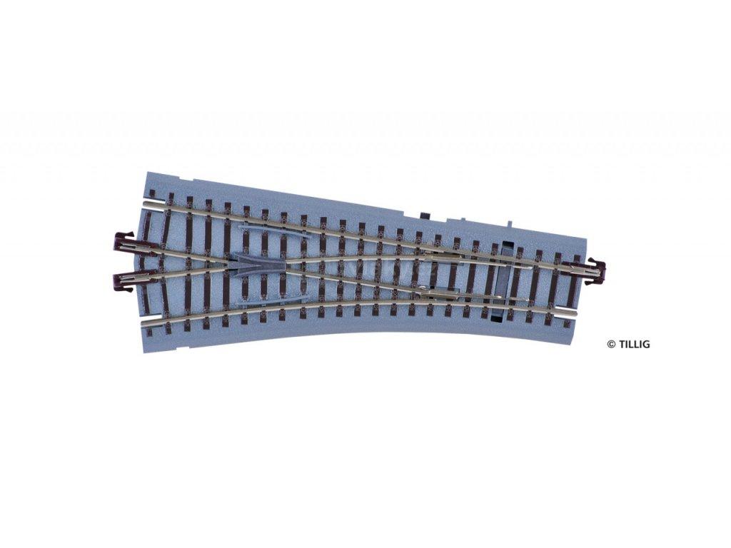 416752 tt ibw vyhybka leva 15 rucni drev prazce tillig 83821