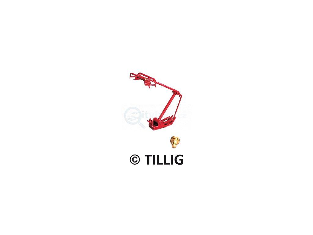 TT - Polopantograf, 1 pár, 39599 / Tillig 08886