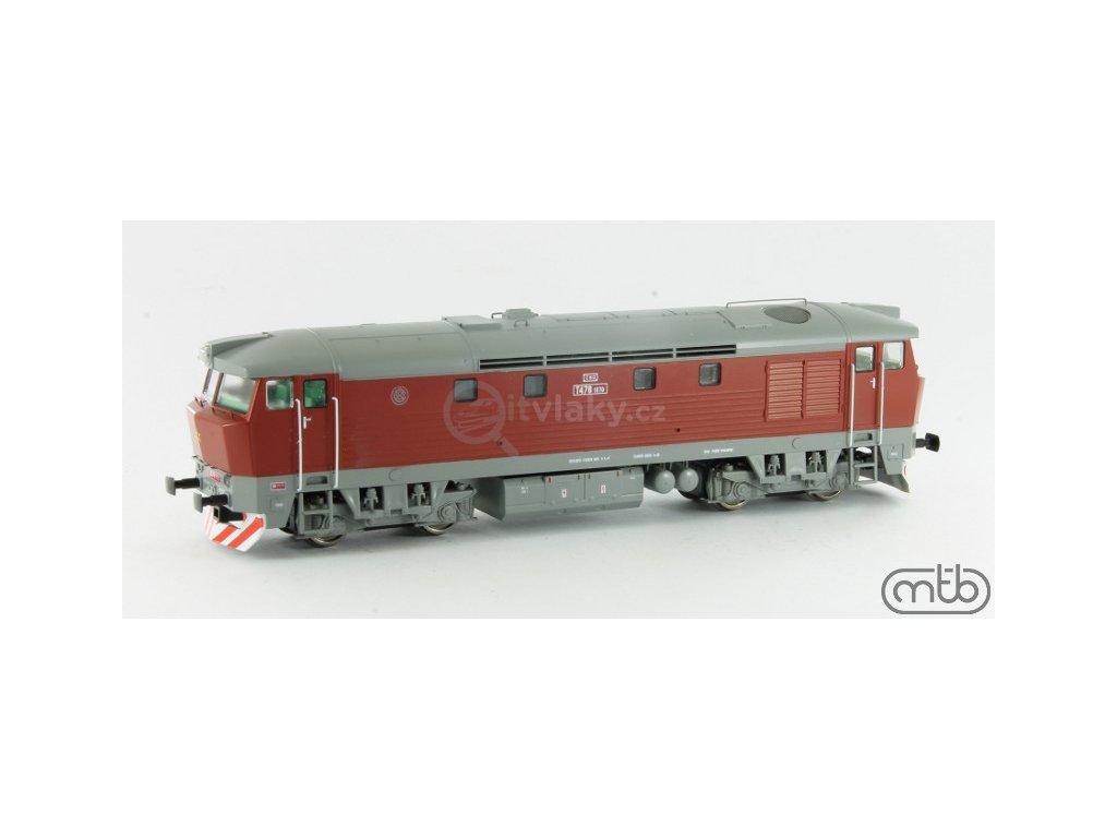 H0 CSD T478 1070