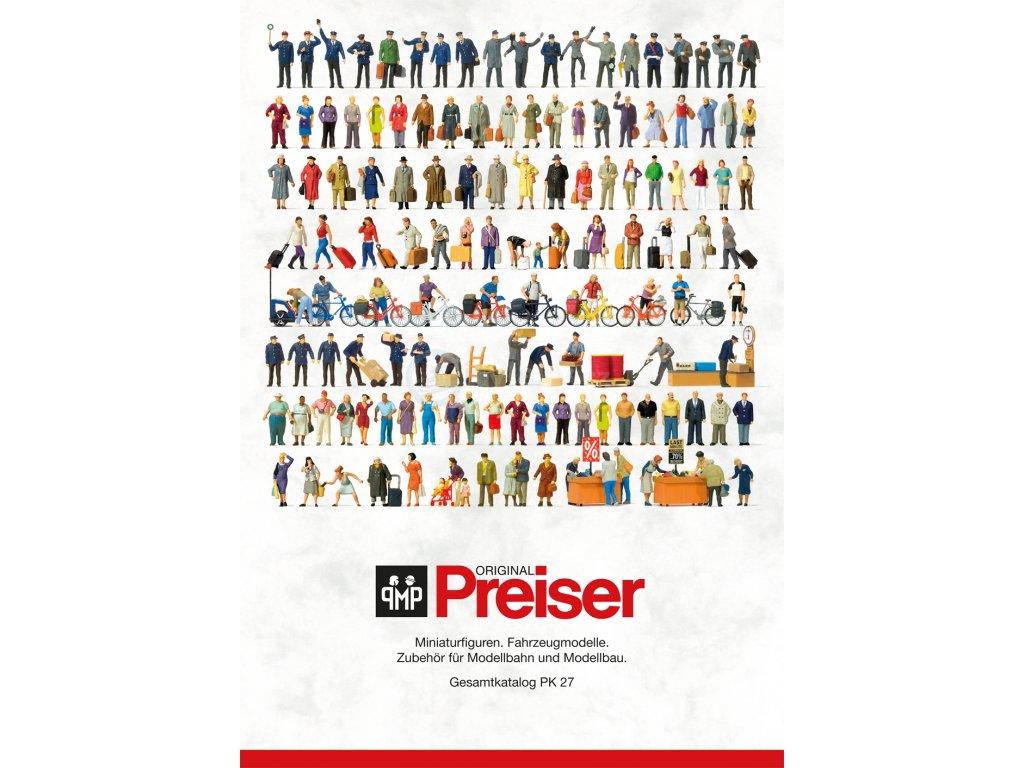 Katalog Preiser PK27 / Preiser 93059