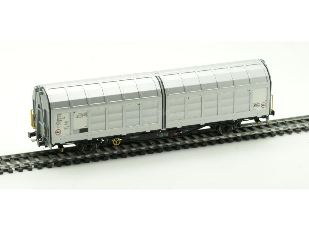 SLEVA! H0 - vůz Hbbillns ČD Ep. V aluminium / Albert-Modell 245021